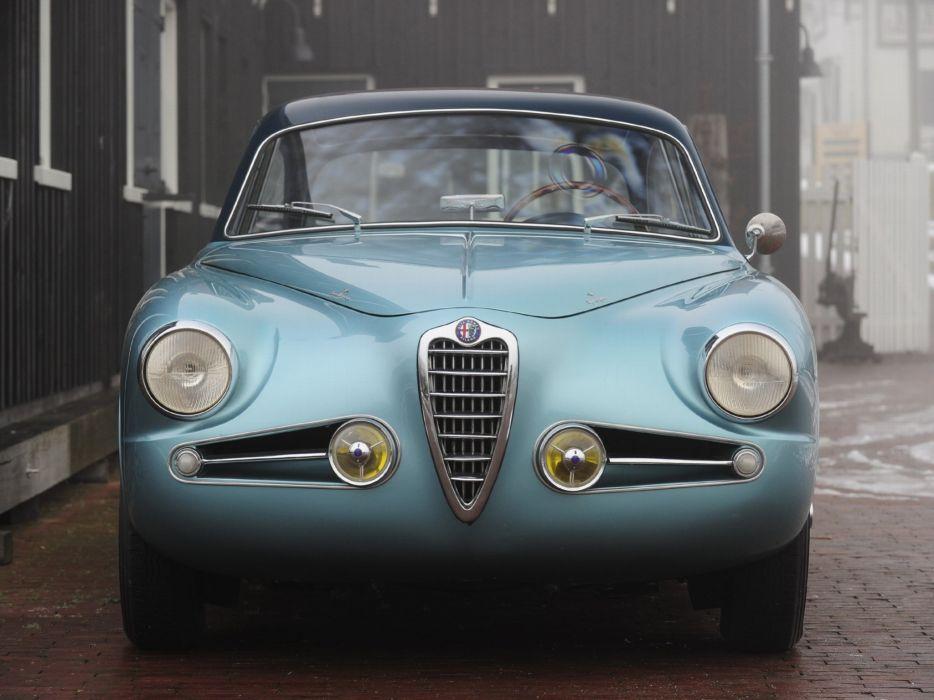 Alfa Romeo 1900 Super Sprint cars classic wallpaper