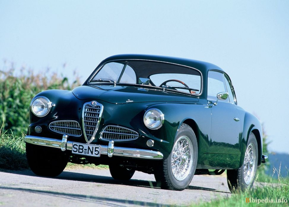 Alfa Romeo 1900 Super Sprint cars classic wallpaper