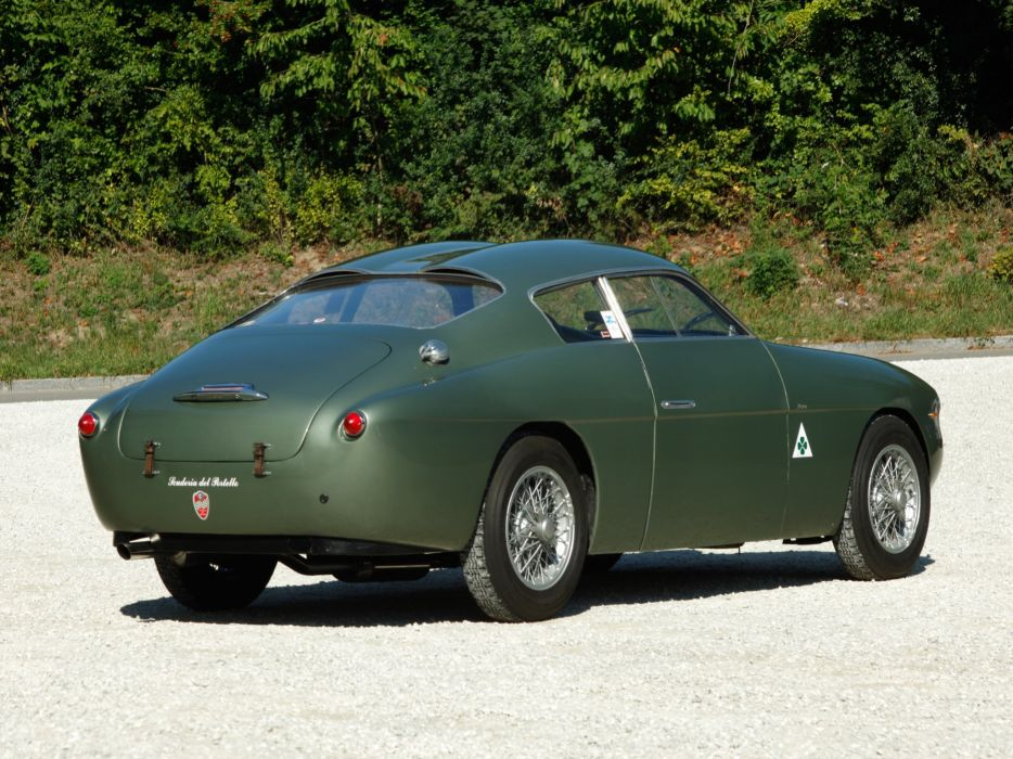 Alfa Romeo 1900 Super Sprint zagato ssz cars classic wallpaper