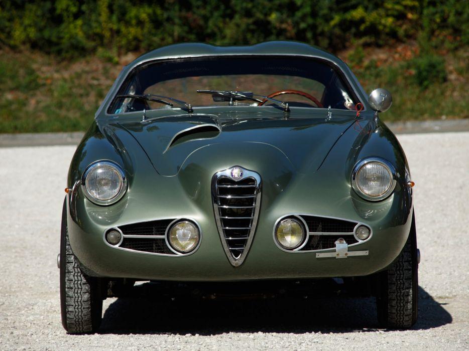 Alfa Romeo 1900 Super Sprint zagato ssz cars classic wallpaper