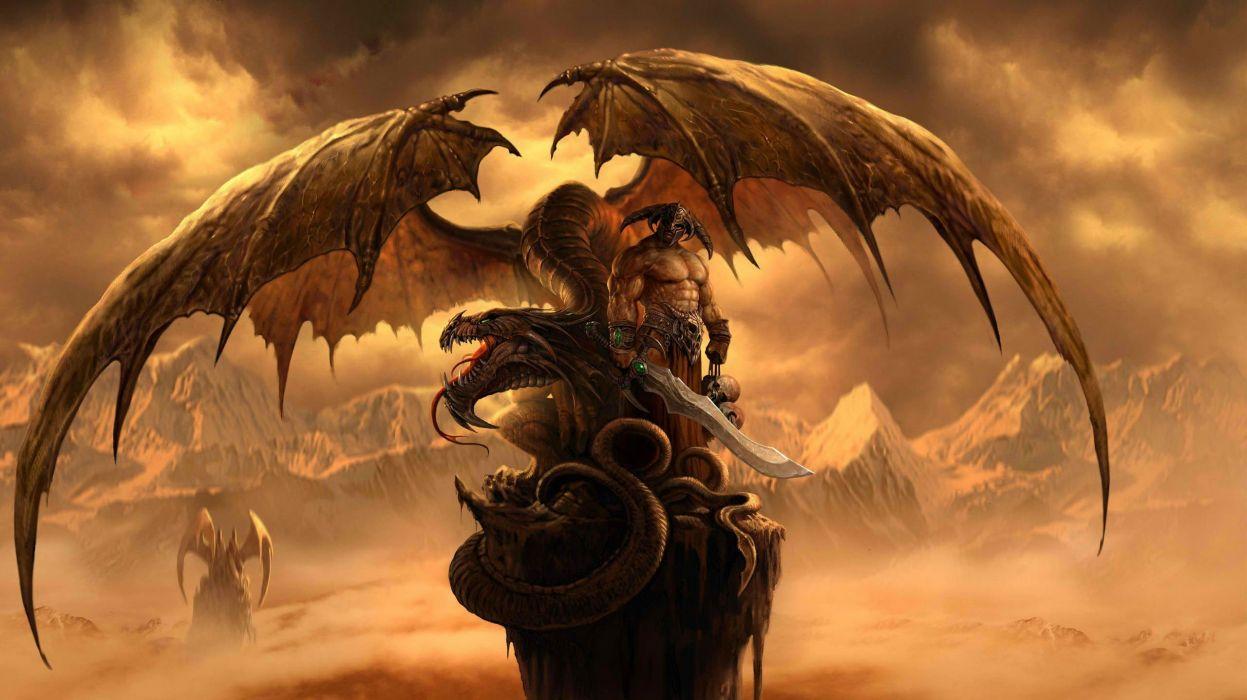 RNITY fantasy mmo rpg fantasy platform 1deternity fighting online warrior wallpaper