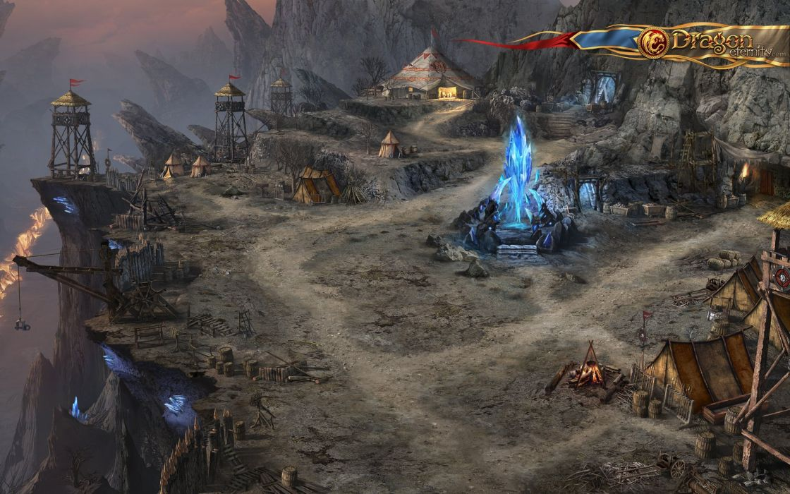 RNITY fantasy mmo rpg fantasy platform 1deternity fighting online wallpaper