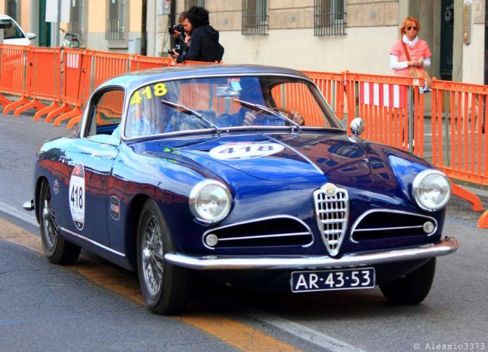 1484 1900 1956 58 alfa retro romeo sprint super wallpaper