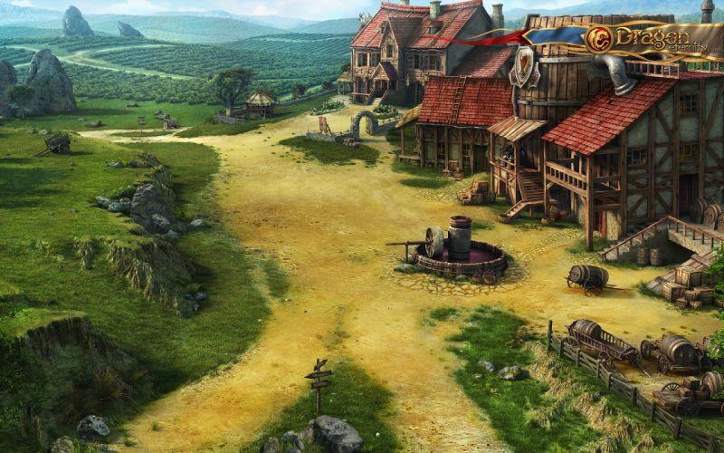RNITY fantasy mmo rpg fantasy platform 1deternity fighting warrior wallpaper