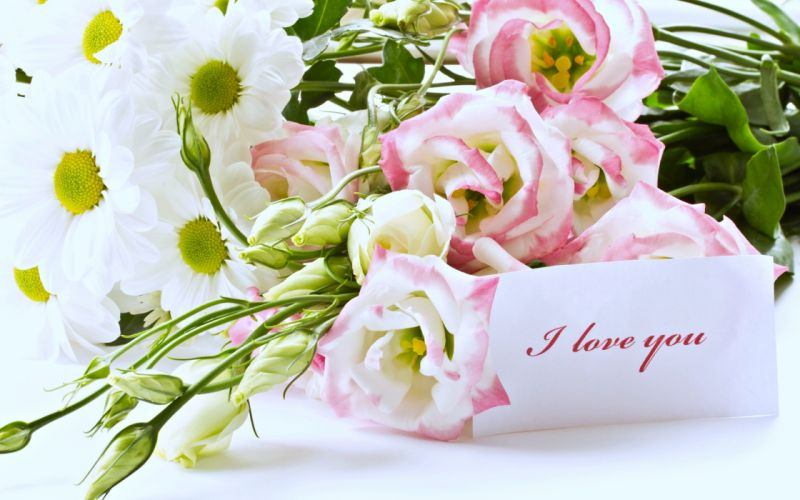 bouquet love life couples lovers flowers roses gift wallpaper