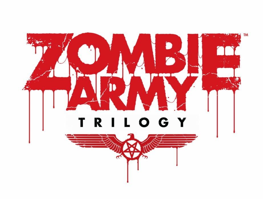NAZI ZOMBIE ARMY TRILOGY survival horror shooter dark action 1zatrilogy apocalyptic nazi fighting tactical sci-fi sniper elite poster blood wallpaper