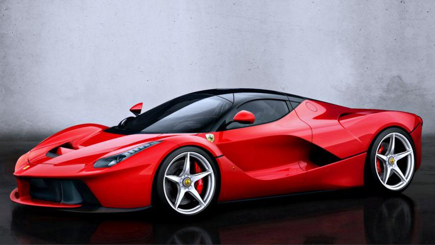 LaFerrari 2013 cars speed red wall motors super wallpaper