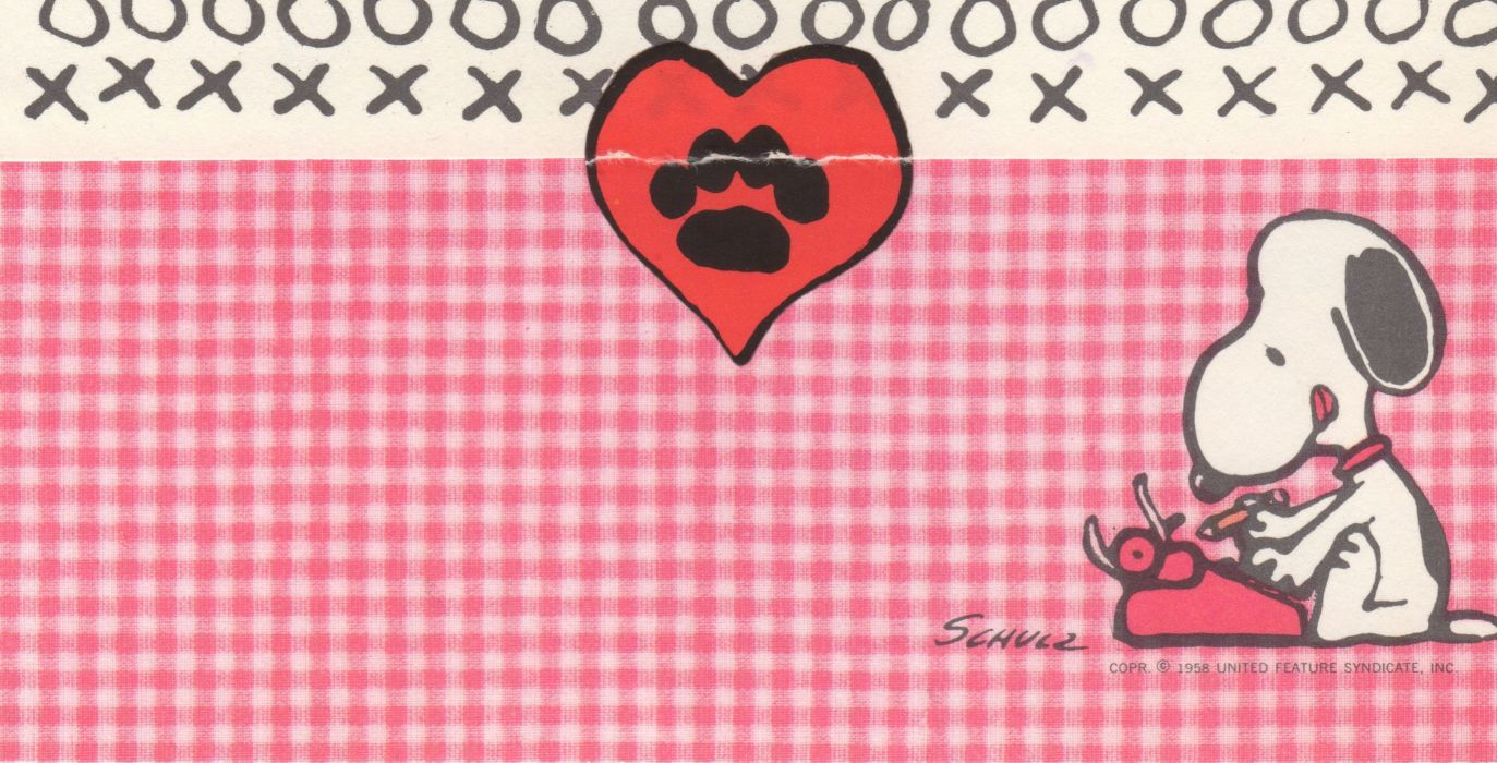VALENTINES DAY mood love holiday valentine heart snoopy peanuts wallpaper