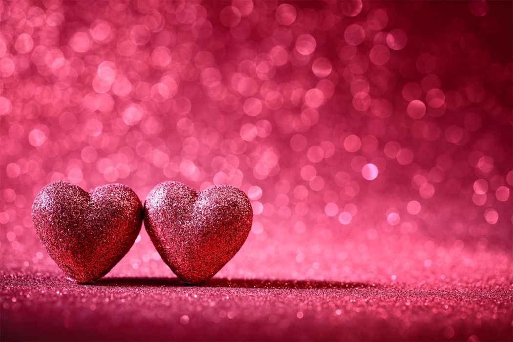 VALENTINES DAY mood love holiday valentine heart bokeh wallpaper ...
