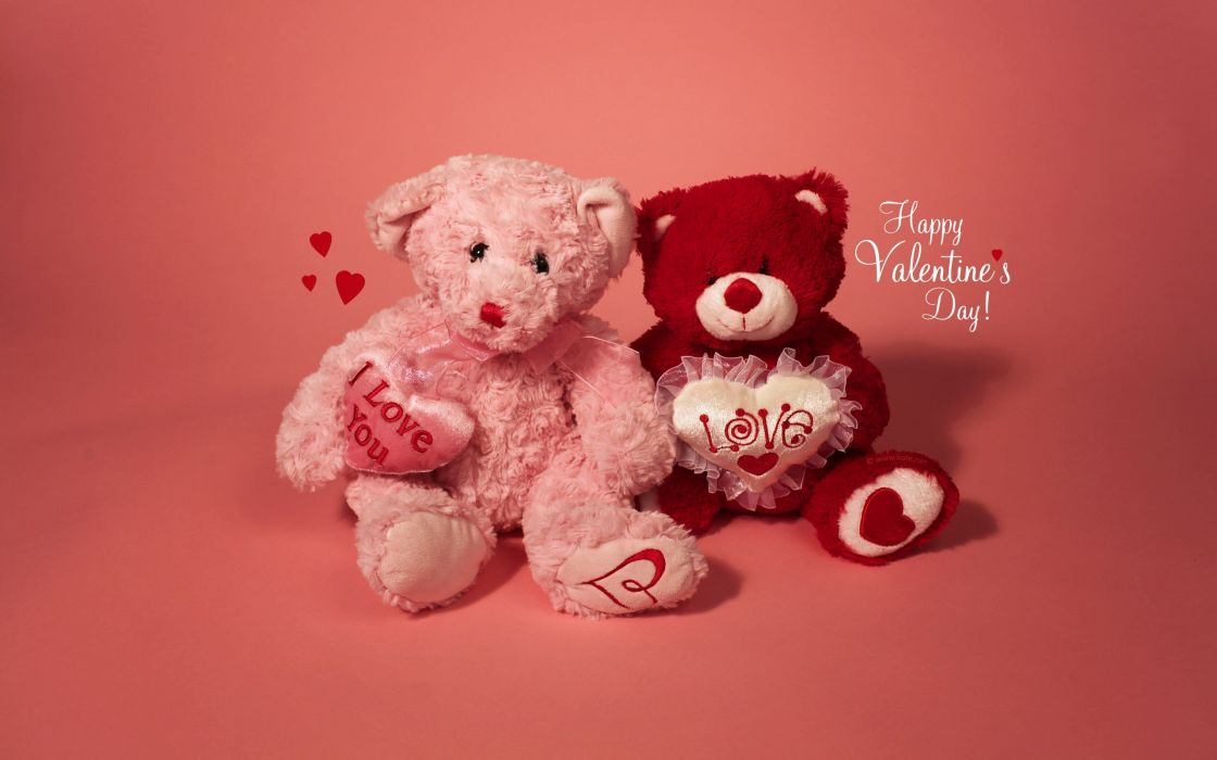 VALENTINES DAY mood love holiday valentine heart teddy bear ...