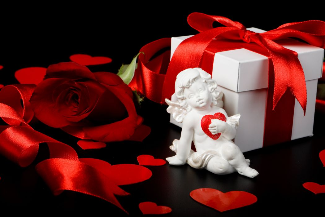 VALENTINES DAY mood love holiday valentine heart cupid wallpaper