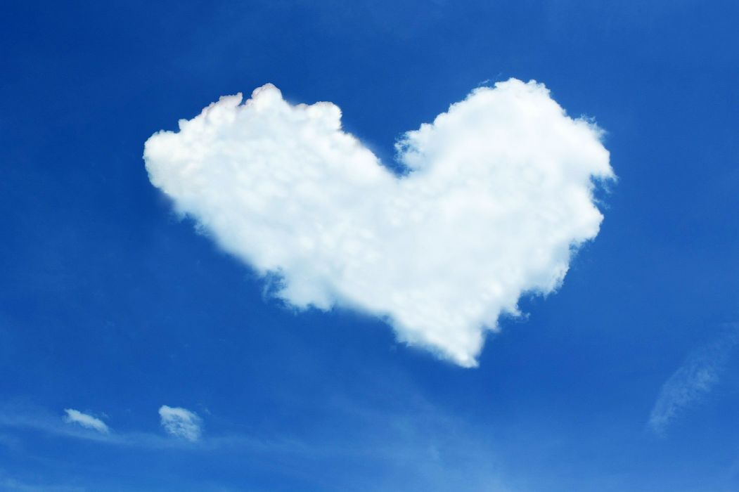 VALENTINES DAY mood love holiday valentine heart clouds cloud sky wallpaper