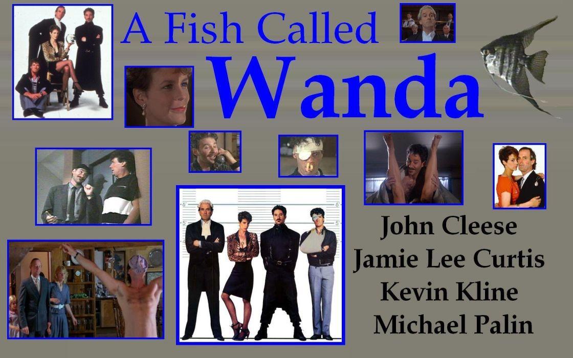 A Fish Called Wanda wallpaper