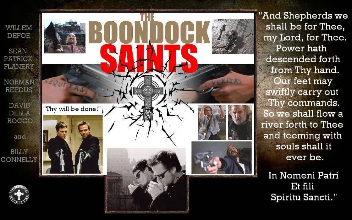 Boondock Saints wallpaper