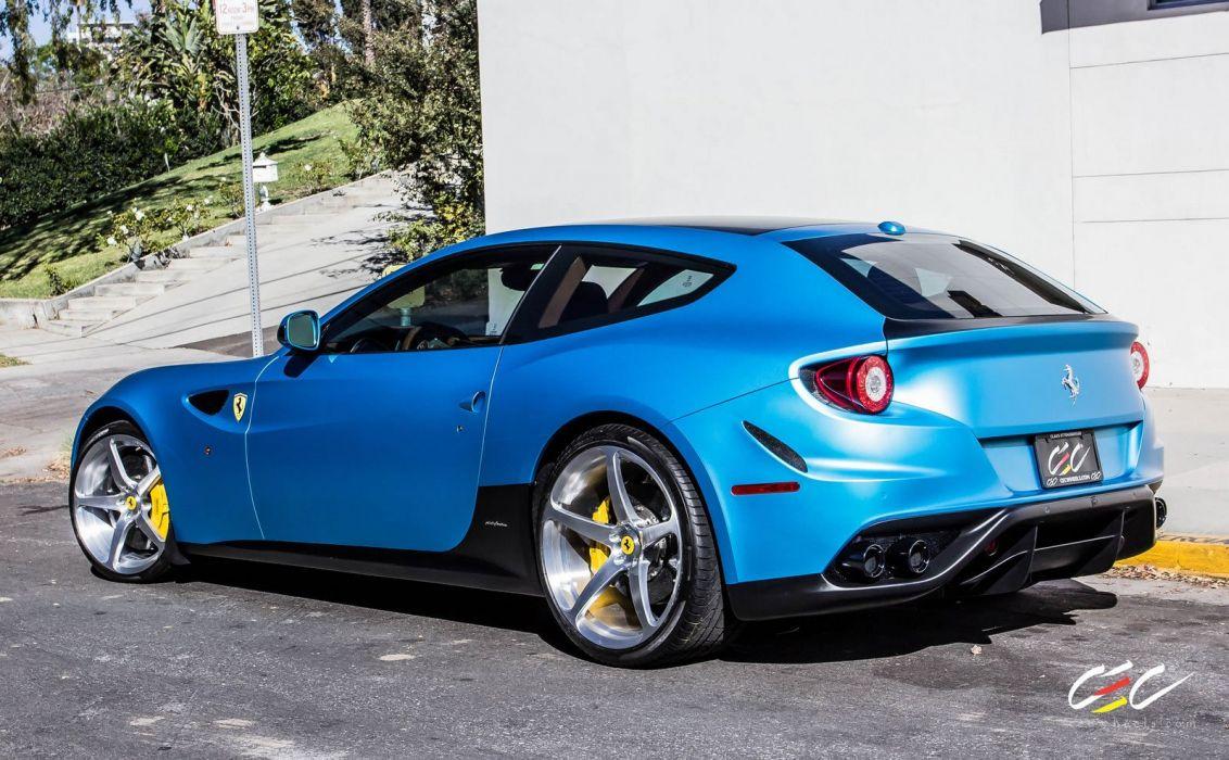 2015 Cec Wheels Tuning Cars Supercars Coupe Ferrari Ff 2 2 Wallpaper 1600x989 617753 Wallpaperup