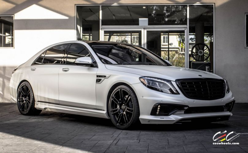 2015 CEC wheels tuning cars Mercedes Benz CARLSSON S- class wallpaper