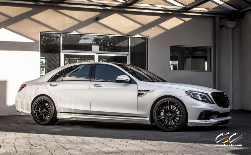 2015 CEC wheels tuning cars Mercedes Benz CARLSSON S- class wallpaper
