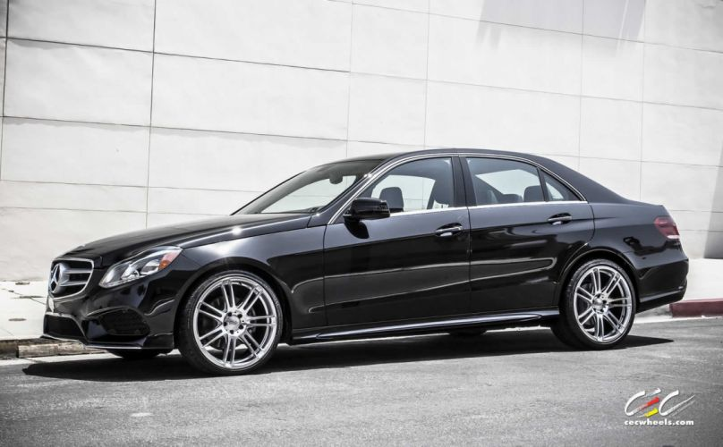 2015 CEC wheels tuning cars Mercedes Benz CARLSSON e350 wallpaper