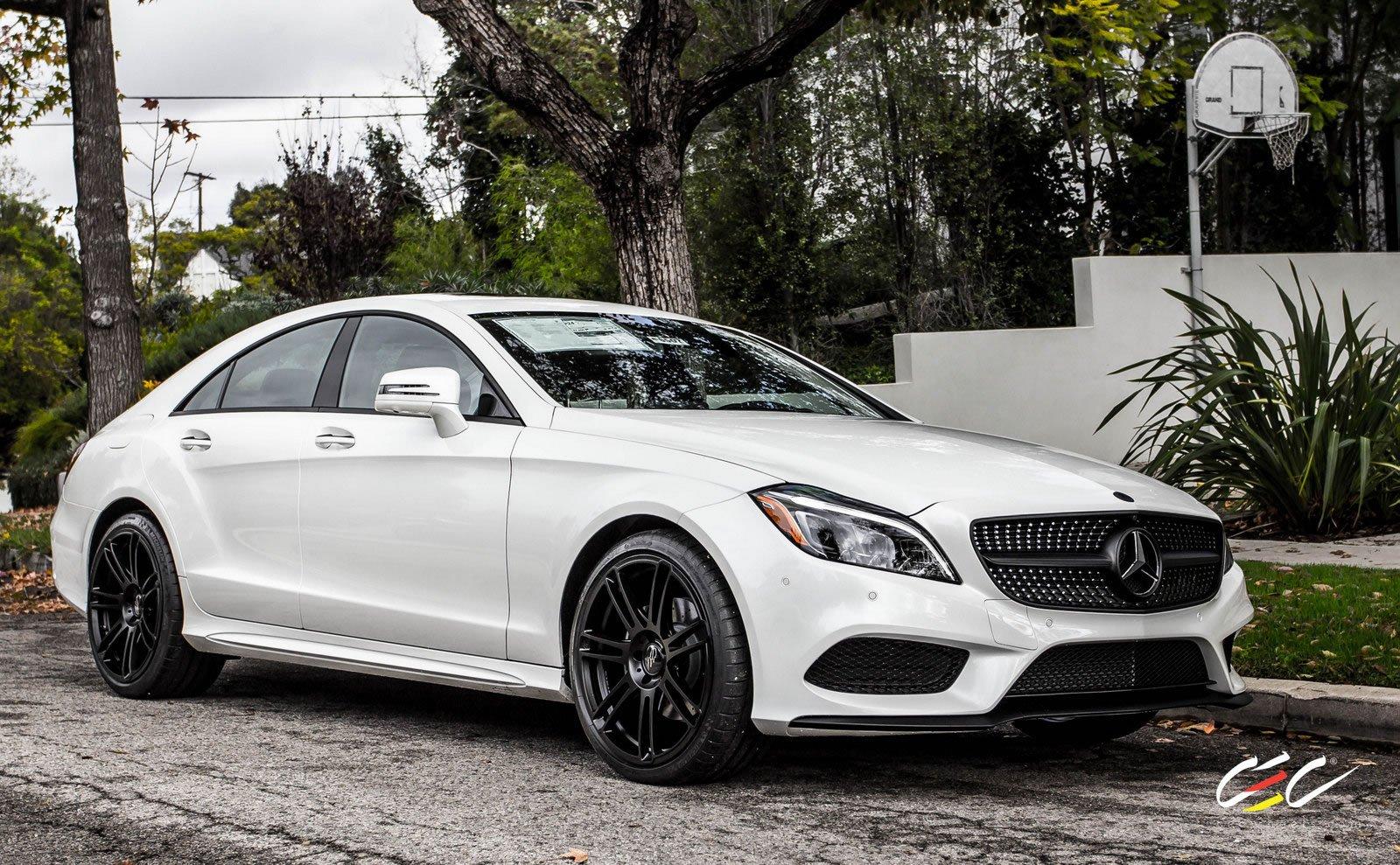 2015 CEC wheels tuning cars Mercedes Benz cls 400 ...