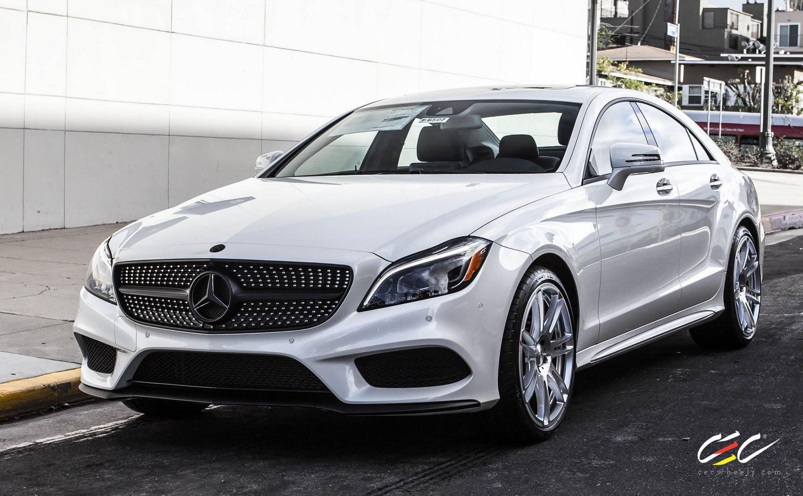 2015 cec wheels tuning cars mercedes benz cls 400 for Mercedes benz 400