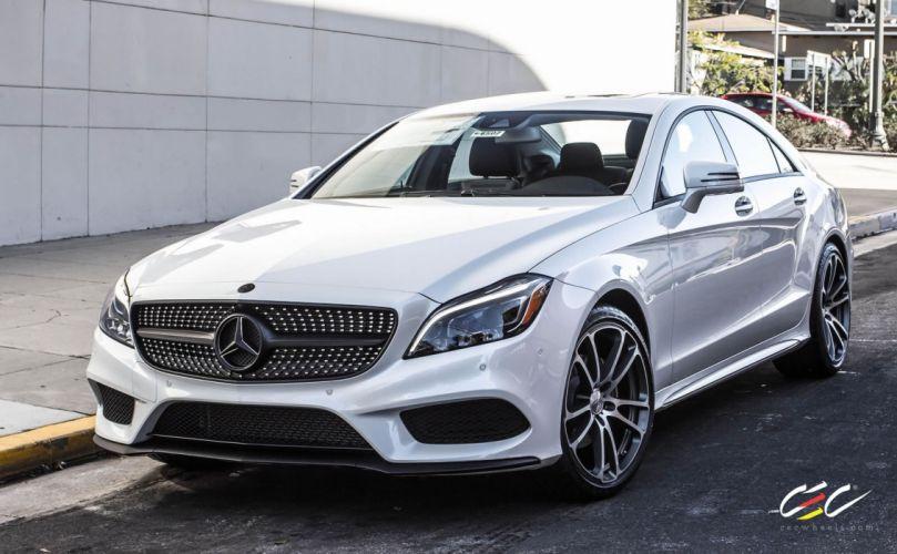 2015 Cec Wheels Tuning Cars Mercedes Benz Cls 400