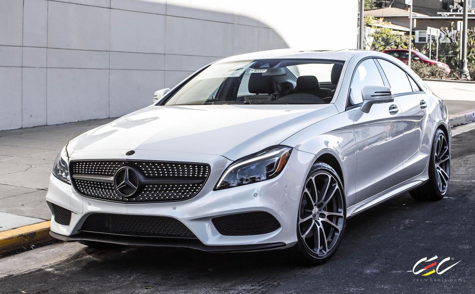 Image gallery mercedes benz cls 400 for Cls mercedes benz