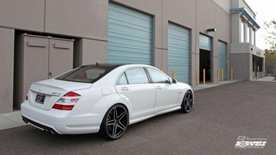 2015 CEC wheels tuning cars Mercedes Benz s63 amg wallpaper
