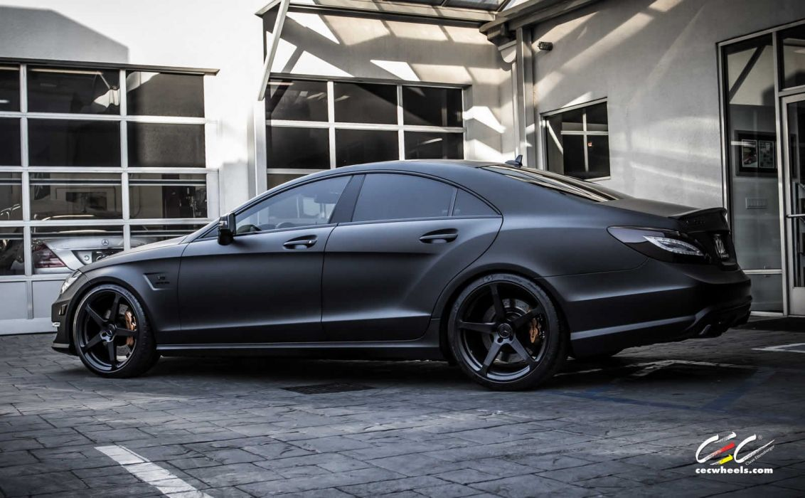 2015 CEC wheels tuning cars Mercedes Benz cls63 amg wallpaper