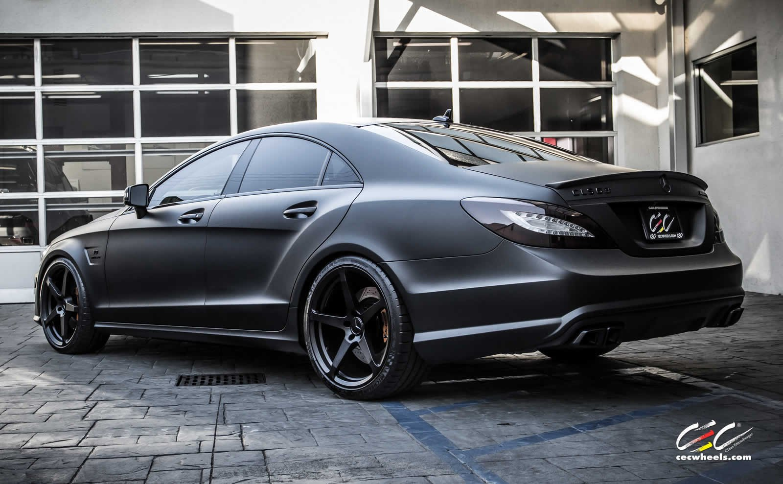 2015 cec wheels tuning cars mercedes benz cls63 amg. Black Bedroom Furniture Sets. Home Design Ideas
