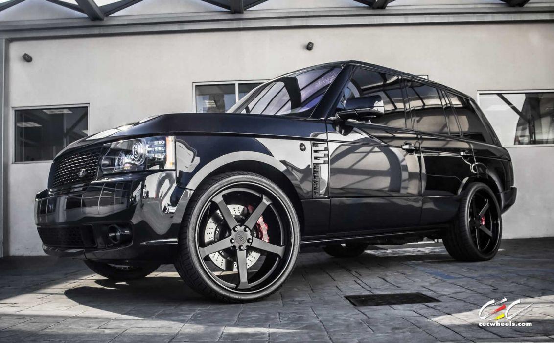2015 CEC wheels tuning cars suv Range Rover Autobiography wallpaper