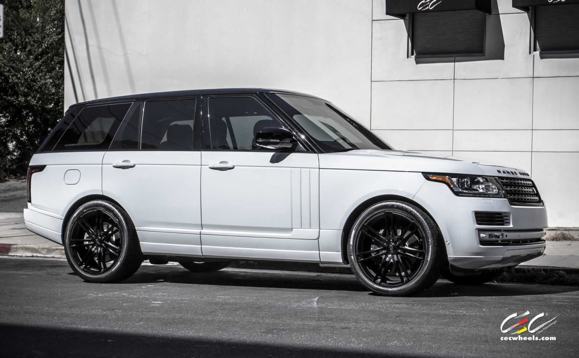 2015 CEC wheels tuning cars suv Range Rover Autobiography wallpaper