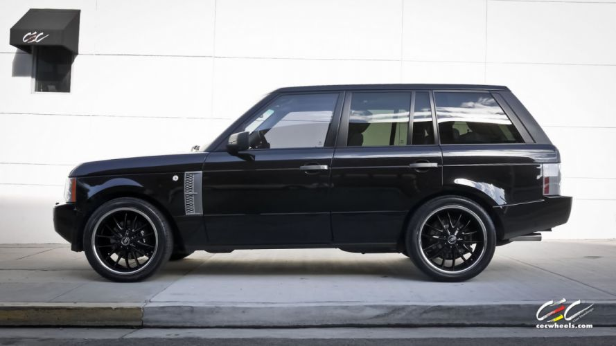 2015 CEC wheels tuning cars suv range Rover lr4 wallpaper
