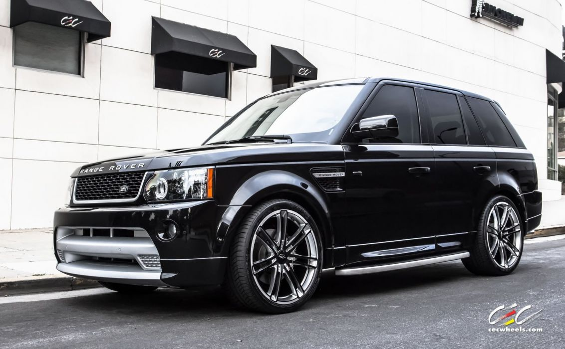 2015 CEC wheels tuning cars suv range Rover sport wallpaper