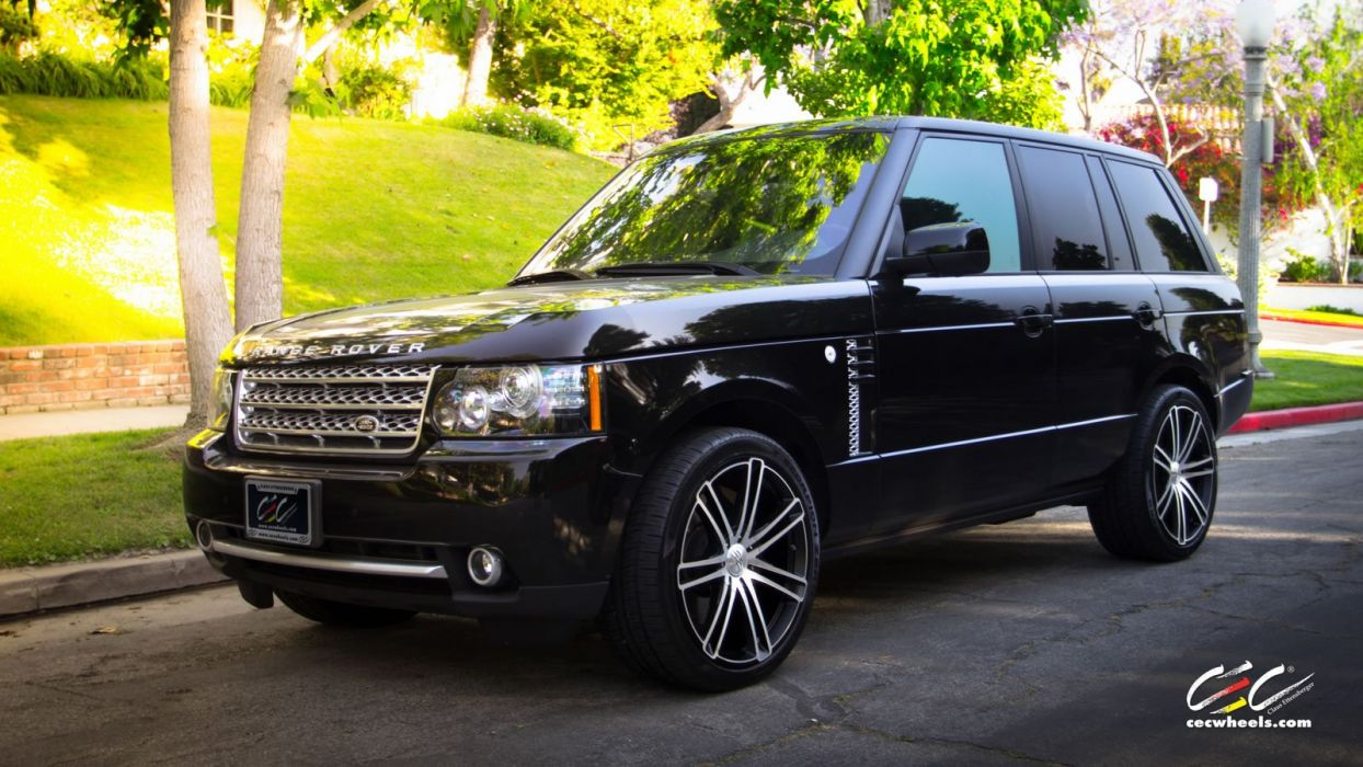 2015 CEC wheels tuning cars suv range Rover Supercharged wallpaper
