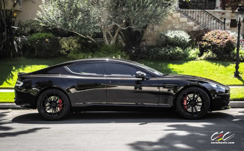 2015 cars CEC Tuning wheels Aston Martin Rapide S wallpaper