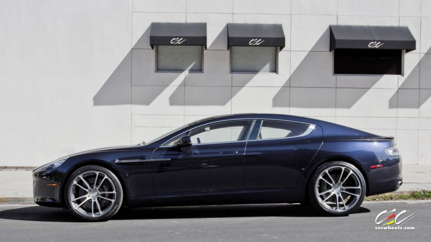 2015 cars CEC Tuning wheels Aston Martin rapide wallpaper