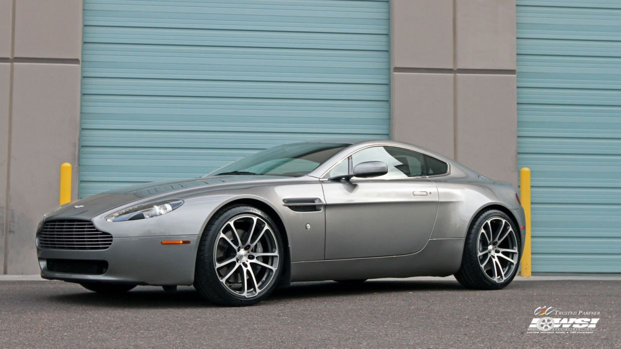 2015 cars CEC Tuning wheels Aston Martin vantage wallpaper
