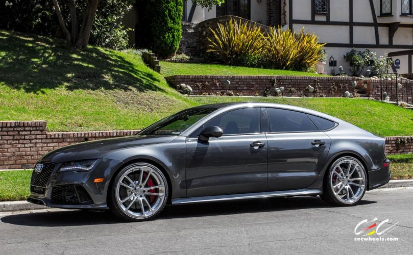 2015 cars CEC Tuning wheels audi rs7 wallpaper