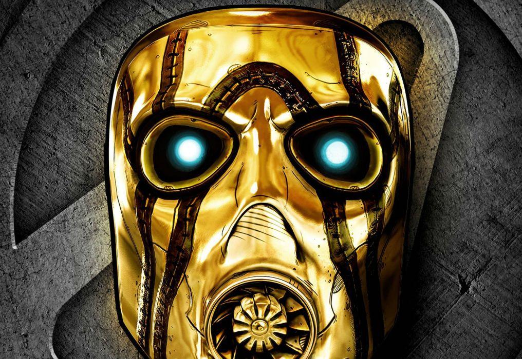 BORDERLANDS HANDSOME fighting action adventure shooter wallpaper