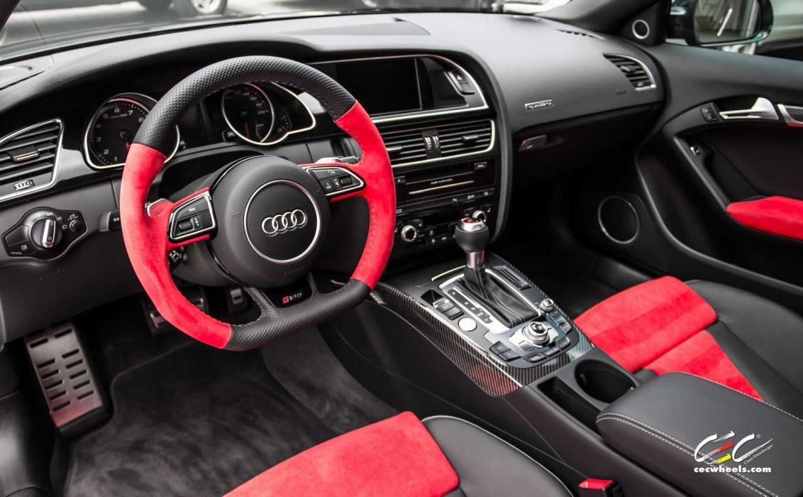 2015 cars CEC Tuning wheels audi rs5 wallpaper