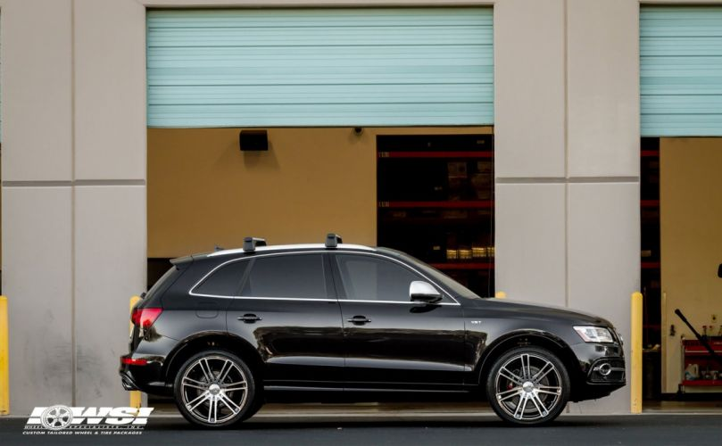 2015 cars CEC Tuning wheels audi Sq5 suv wallpaper