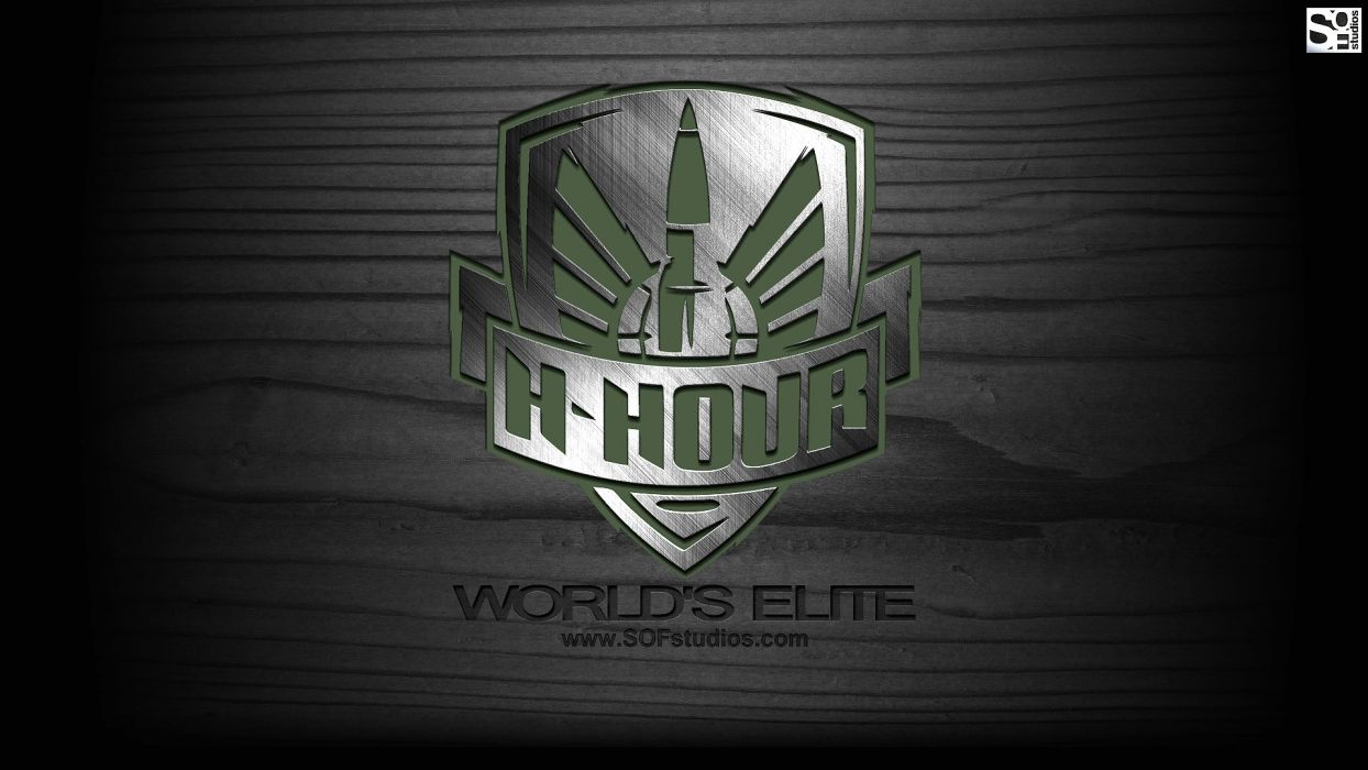 H-HOUR Worlds Elite shooter action fighting military socom tactical 1hhour poster wallpaper