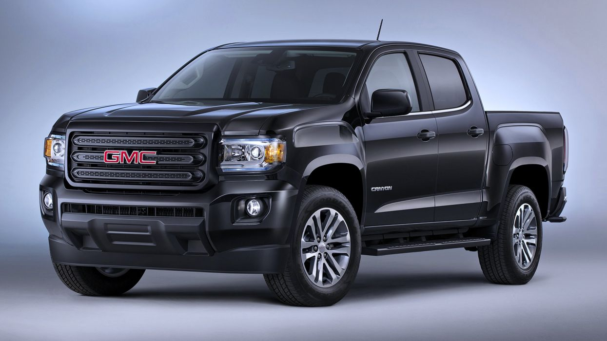 GMC Sierra 1500 Double Cab Elevation Edition cars speed truck 2015 motors wallpaper