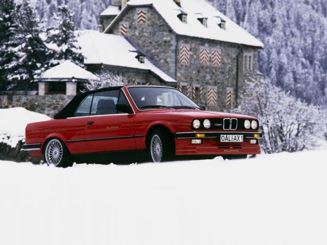 1987 Alpina C-2 Cabrio E30 bmw wallpaper