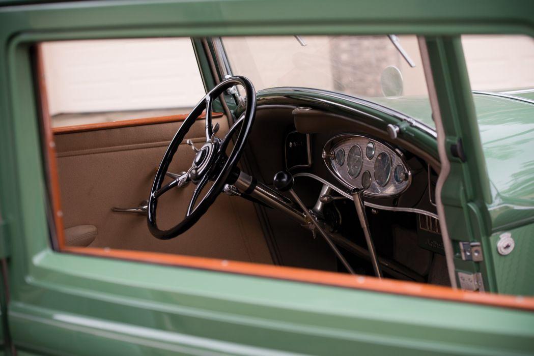 1932 Lincoln Model-KB Coupe Judkins 244-B luxury retro vintage wallpaper