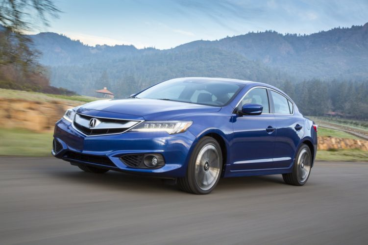 2016 Acura ILX A-SPEC D-E luxury wallpaper