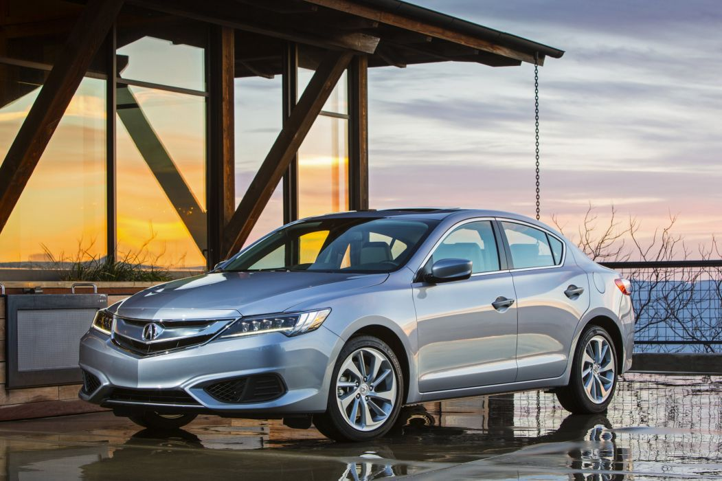 2016 Acura ILX D-E wallpaper