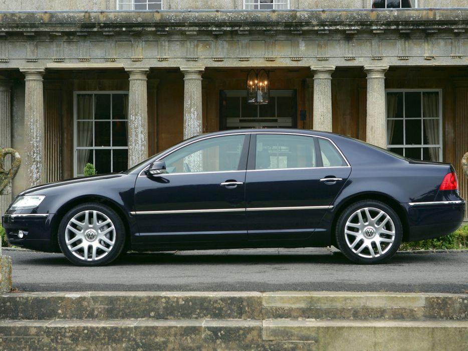 2005 Volkswagen Phaeton V10 TDI UK-spec v-8 wallpaper