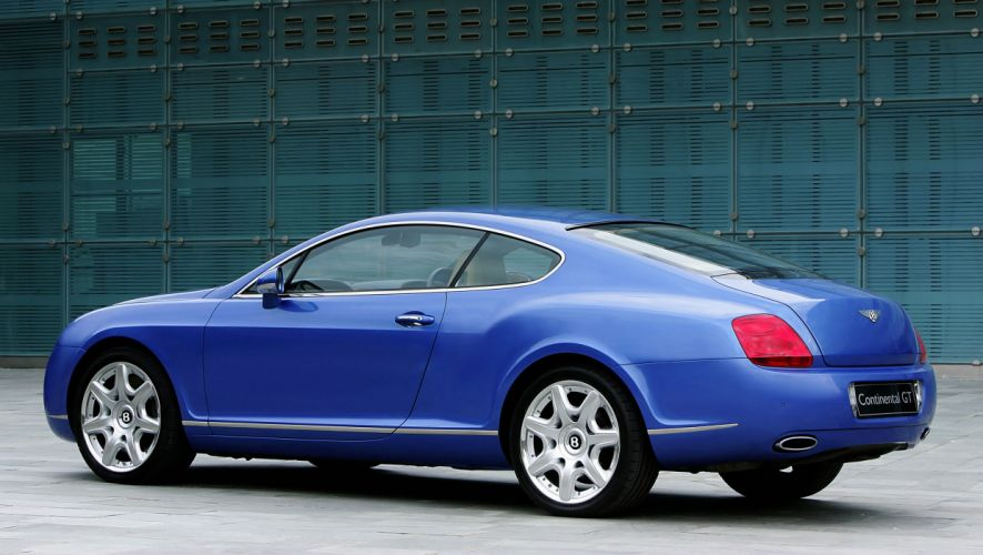2005 Bentley Continental G-T Mulliner luxury wallpaper