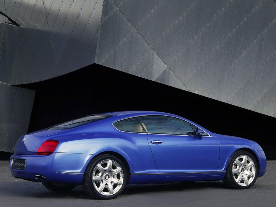 2005 Bentley Continental G-T Mulliner luxury wallpaper